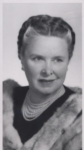 Lillian de la Torre, 1960, courtesy CC Special Collections