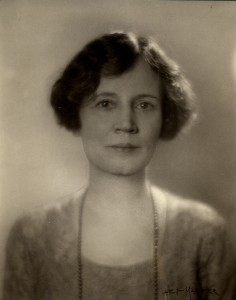 Inez Johnson Lewis, undated, courtesy CC Special Collections