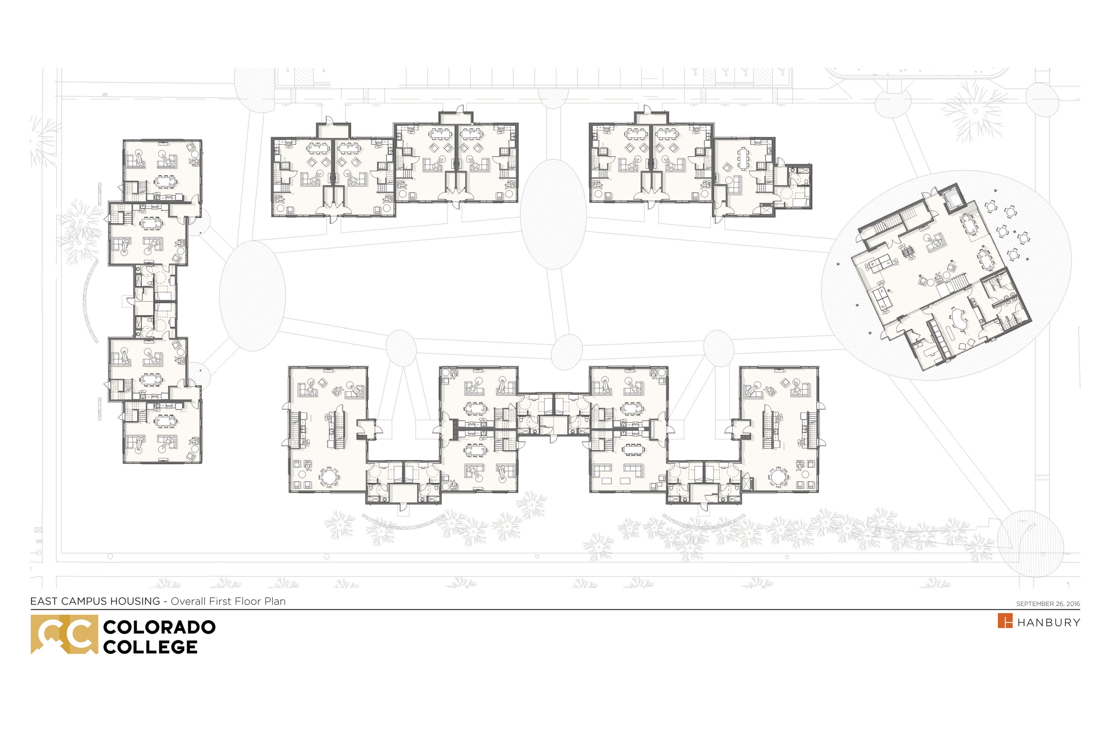 Floor Plans East Campus Housing Community
