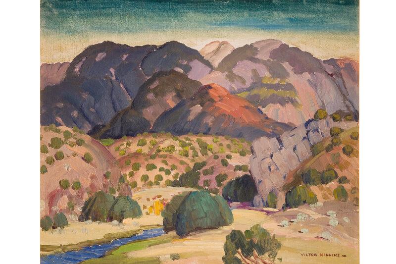 Santa Fe Hills