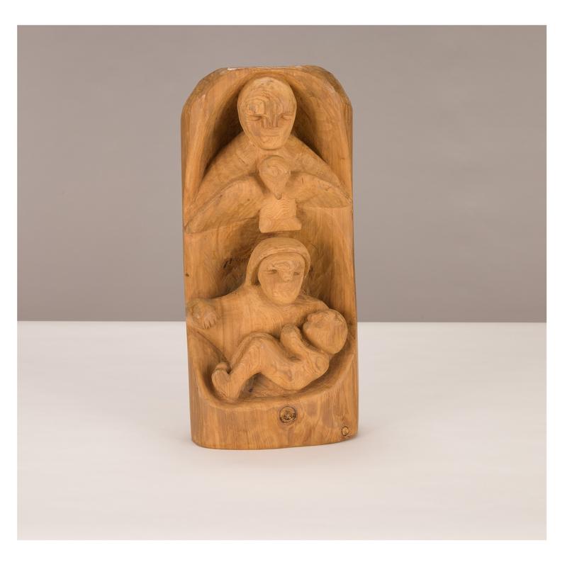 Anuncio de la Nacimiento de Jesus (Announcement of the Birth of Jesus)