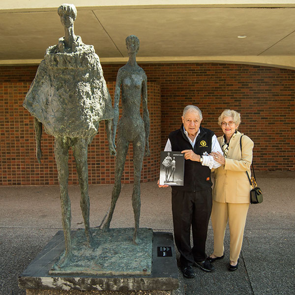 Tom Hilb '60 and Susan Gerard Hilb '63