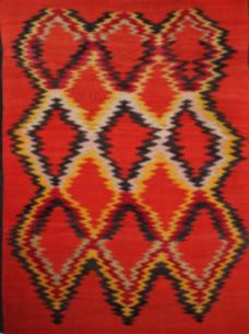 Navajo Eyedazzler Rug