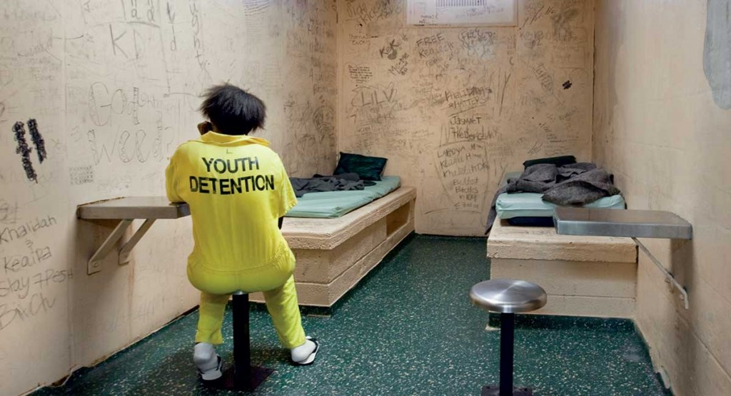 Youth Detention by Richard Ross