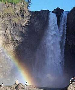 Snoqualmie Falls, WA | Indigenous Religious Traditions