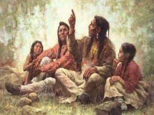 Storytelling and the Lakota People | Indigenous Religious