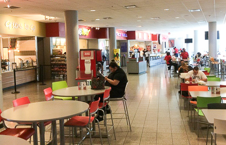 Nevada State College Food Court