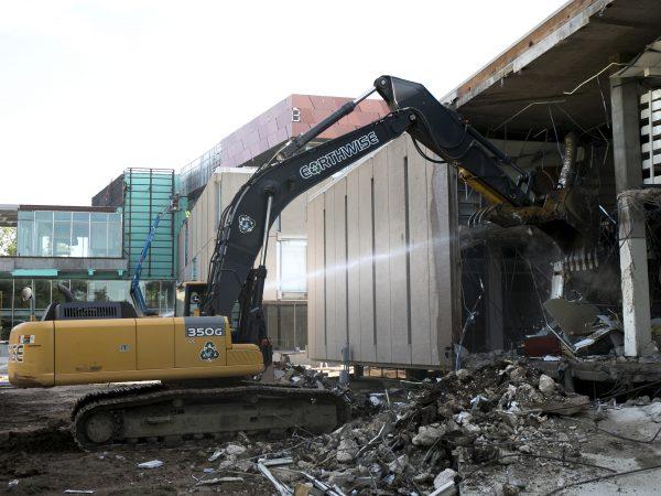 Tutt South Demolition